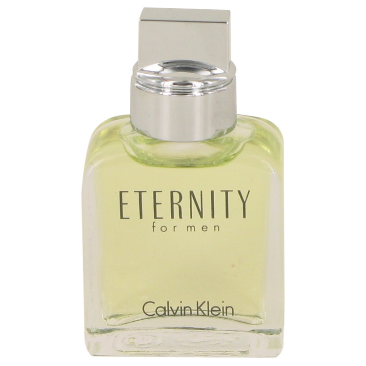 ETERNITY by Calvin Klein for Men Mini EDT (unboxed) .5 oz