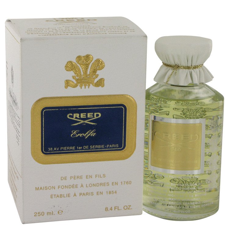 EROLFA by Creed for Men Millesime Eau De Parfum 8.4 oz