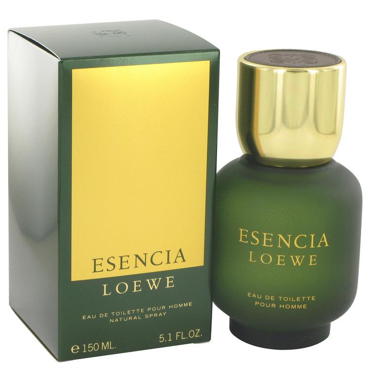 ESENCIA by Loewe for Men Eau De Toilette Spray 5.1 oz