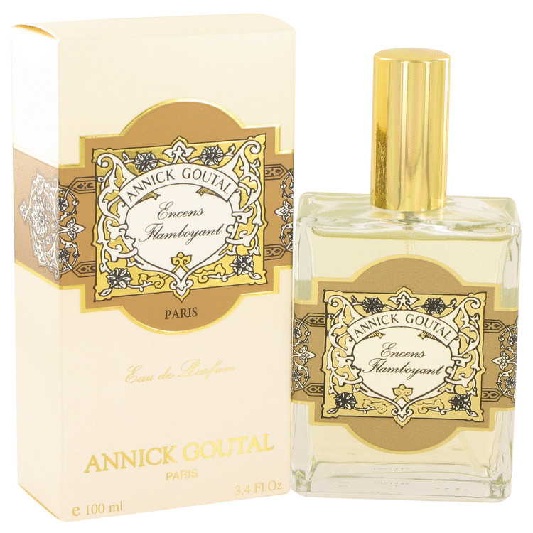 Encens Flamboyant by Annick Goutal for Men Eau De Parfum Spray 3.4 oz