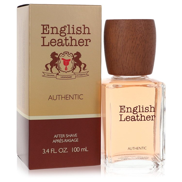 ENGLISH LEATHER by Dana for Men After Shave 3.4 oz