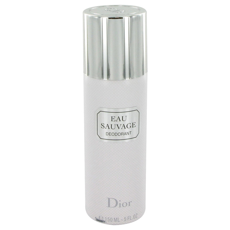 EAU SAUVAGE by Christian Dior for Men Deodorant Spray 5 oz