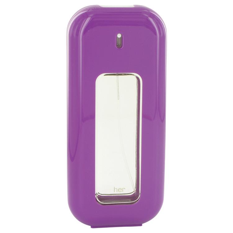 FCUK 3 by French Connection for Women Eau De Toilette Spray (unboxed) 3.4 oz
