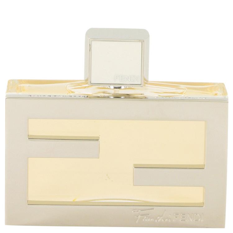 Fan Di Fendi by Fendi for Women Eau De Toilette Spray (Tester) 2.5 oz