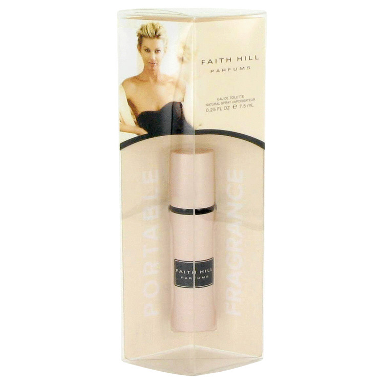 Faith Hill by Faith Hill for Women Mini EDT Spray .25 oz