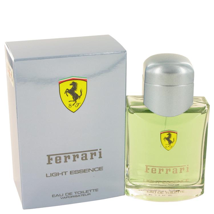 Ferrari Light Essence by Ferrari for Men Eau De Toilette Spray 2.5 oz