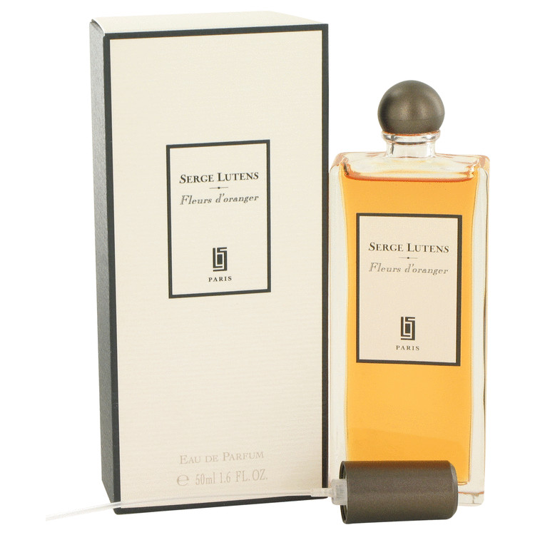 Fleurs D'Oranger by Serge Lutens for Men Eau De Parfum Spray (Unisex) 1.69 oz