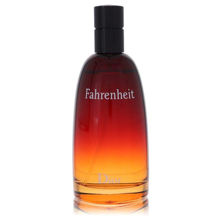 FAHRENHEIT by Christian Dior for Men Eau De Toilette Spray (Tester) 3.4 oz