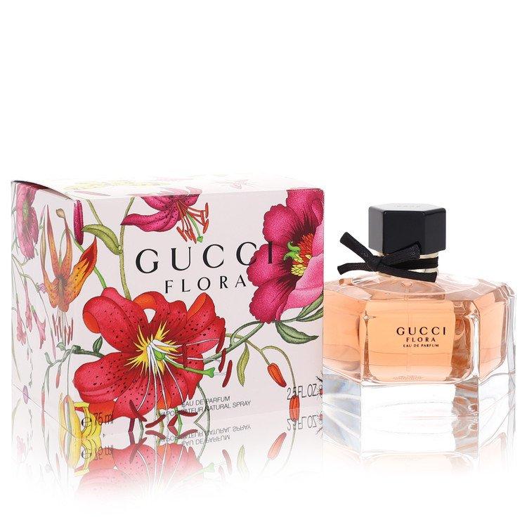 Flora by Gucci for Women Eau De Parfum Spray 2.5 oz