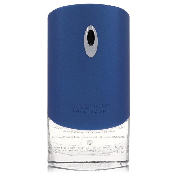 Givenchy Blue Label by Givenchy for Men Eau De Toilette Spray (Tester) 1.7 oz