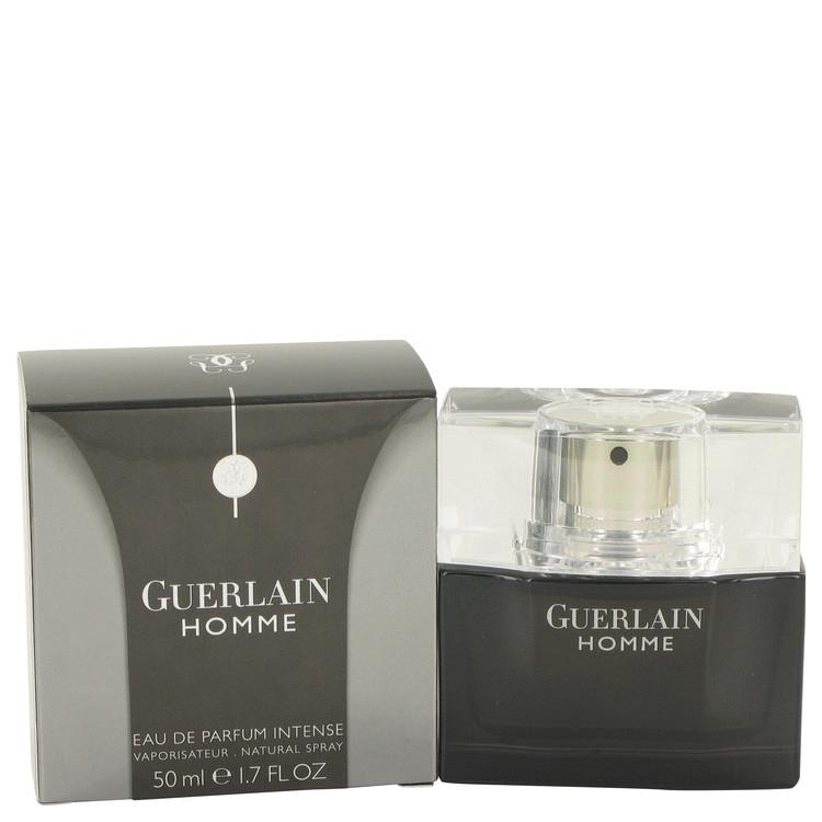 Guerlain Homme Intense by Guerlain for Men Eau De Parfum Spray 1.7 oz