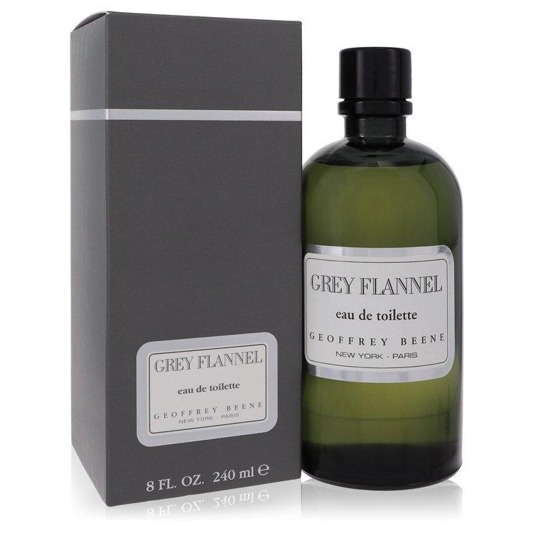GREY FLANNEL by Geoffrey Beene for Men Eau De Toilette 8 oz