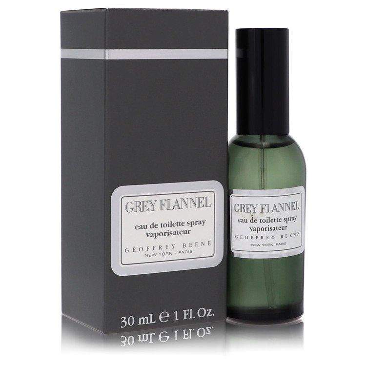 GREY FLANNEL by Geoffrey Beene for Men Eau De Toilette Spray 1 oz