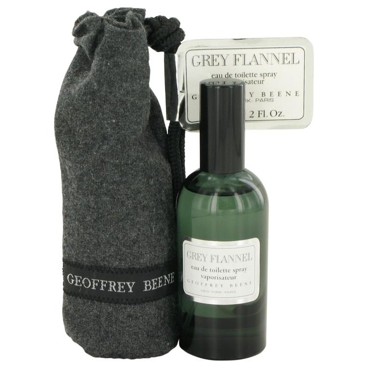 GREY FLANNEL by Geoffrey Beene for Men Eau De Toilette Spray Pouch 2 oz