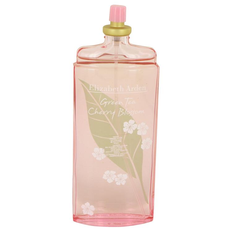 Green Tea Cherry Blossom by Elizabeth Arden for Women Eau De Toilette Spray (Tester) 3.3 oz