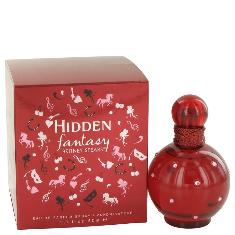 Hidden Fantasy by Britney Spears for Women Eau De Parfum Spray 1.7 oz