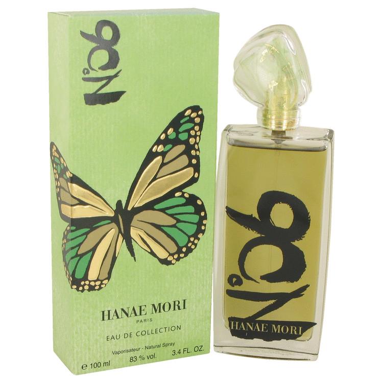 Hanae Mori Eau De Collection No 6 by Hanae Mori for Women Eau De Toilette Spray 3.4 oz