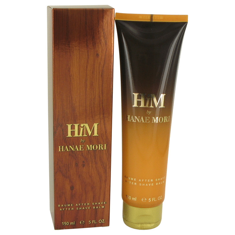 Hanae Mori Him by Hanae Mori for Men After Shave Balm 5 oz