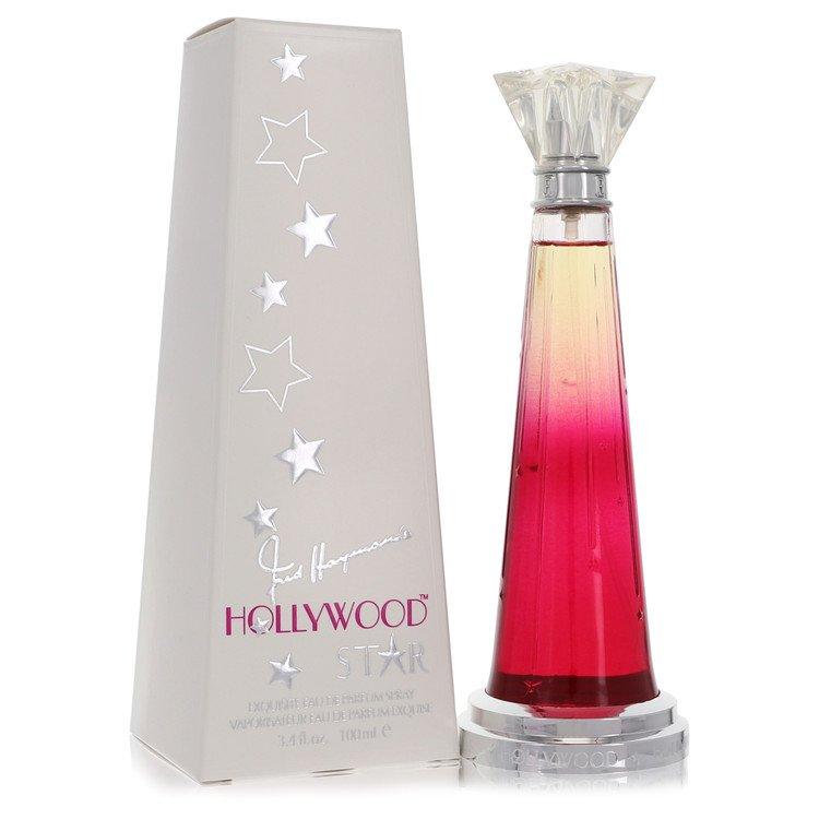 Hollywood Star by Fred Hayman for Women Eau De Parfum Spray 3.4 oz