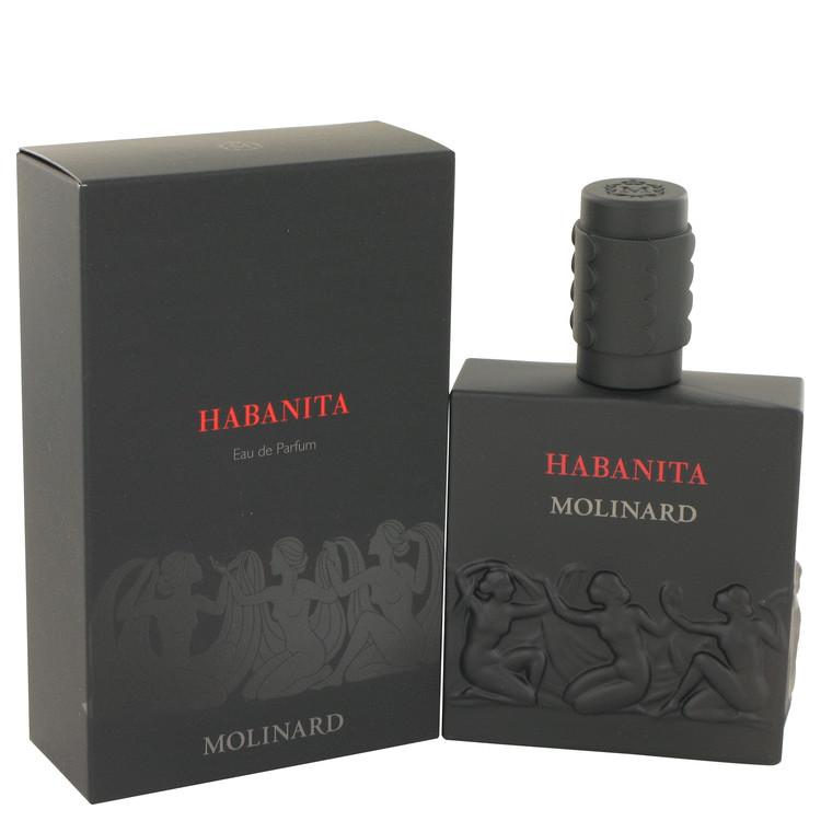 HABANITA by Molinard for Women Eau De Parfum Spray (New Version) 2.5 oz