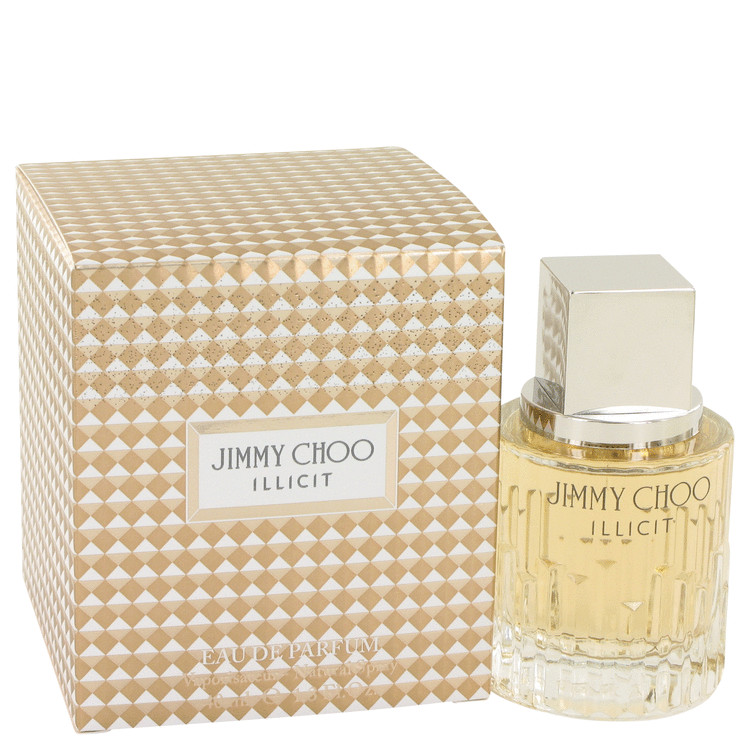 Jimmy Choo Illicit by Jimmy Choo for Women Eau De Parfum Spray 1.3 oz