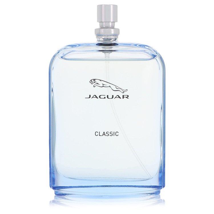 Jaguar Classic by Jaguar for Men Eau De Toilette Spray (Tester) 3.4 oz