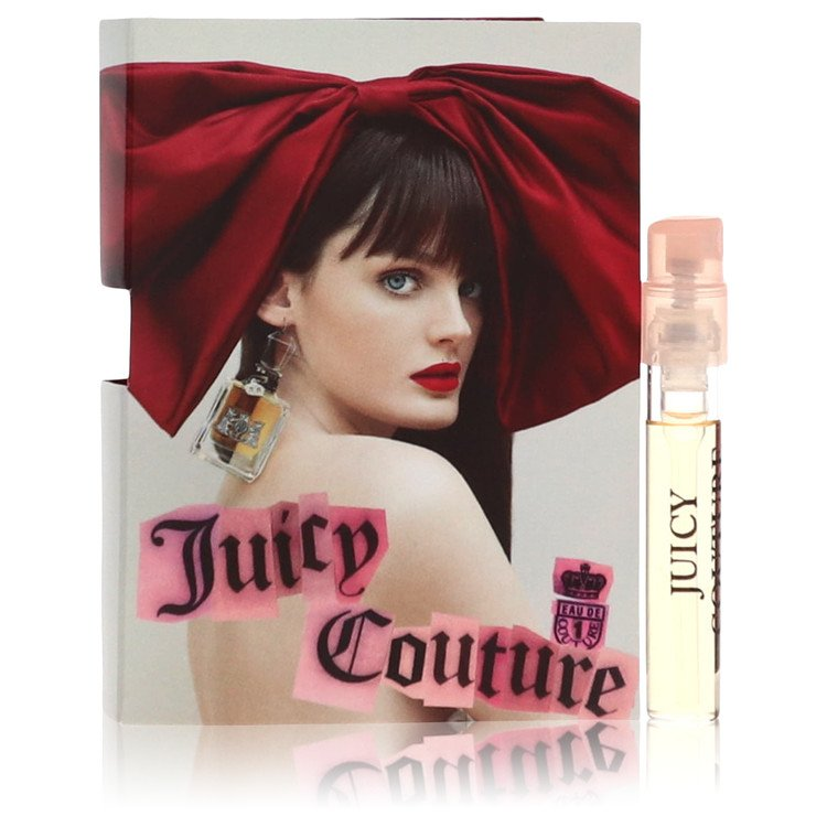 Juicy Couture by Juicy Couture for Women Vial (sample) .03 oz
