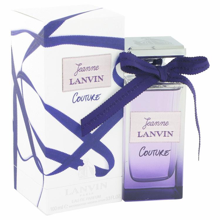 Jeanne Lanvin Couture by Lanvin for Women Eau De Parfum Spray 3.3 oz