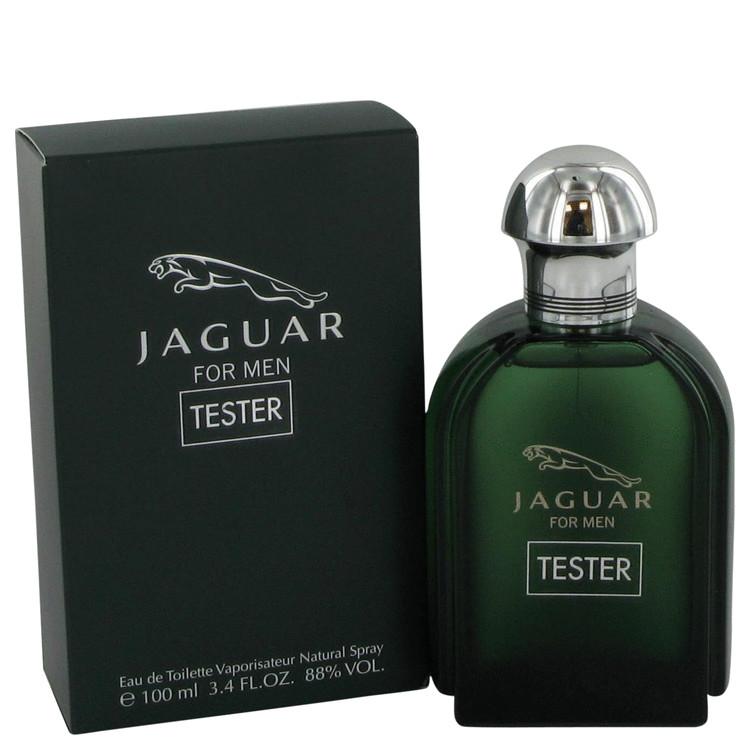 JAGUAR by Jaguar for Men Eau De Toilette Spray (Tester) 3.4 oz