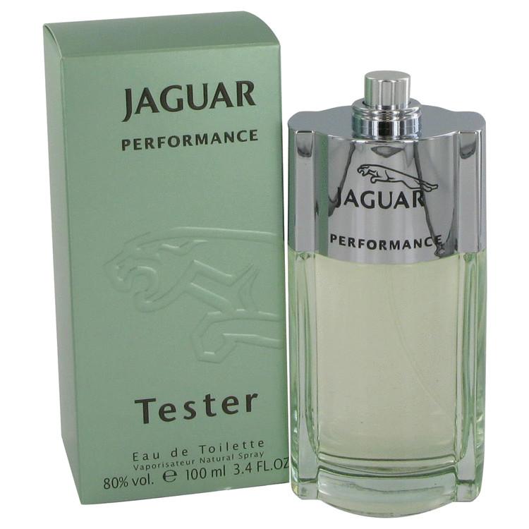 Jaguar Performance by Jaguar for Men Eau De Toilette Spray (Tester) 3.4 oz
