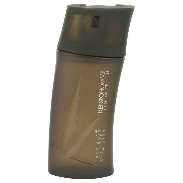 Kenzo Homme Boisee (Woody) by Kenzo for Men Eau De Toilette Spray (Tester) 3.4 oz