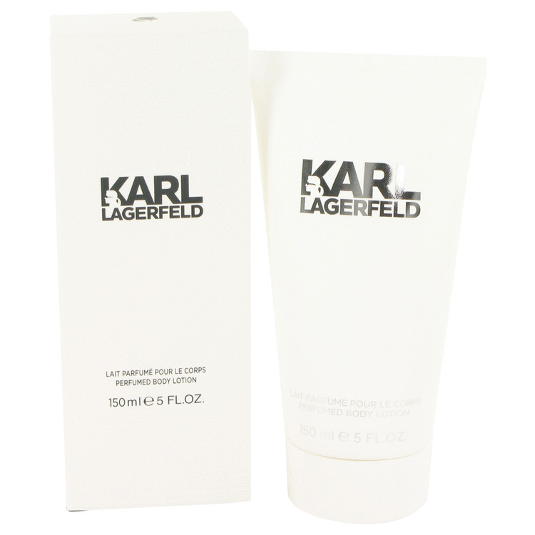 Karl Lagerfeld by Karl Lagerfeld for Women Body Lotion 5 oz