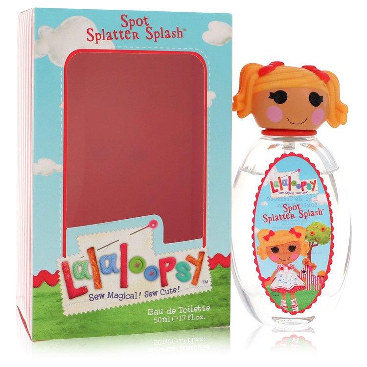 Lalaloopsy by Marmol & Son for Women Eau De Toilette Spray (Spot Splatter Splash) 1.7 oz