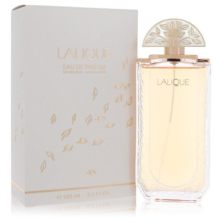 LALIQUE by Lalique for Women Eau De Parfum Spray 3.3 oz