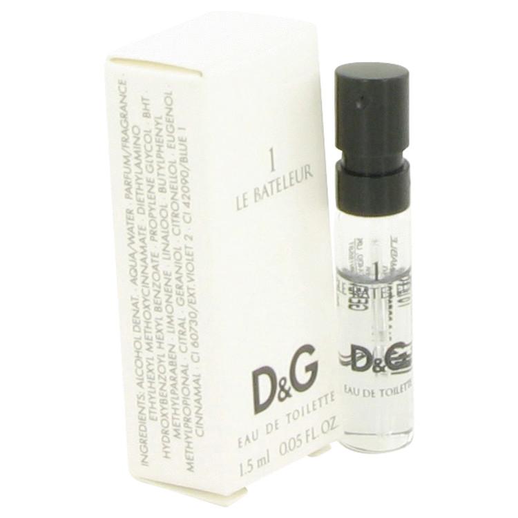 Le Bateleur 1 by Dolce & Gabbana for Men Vial (sample) .05 oz