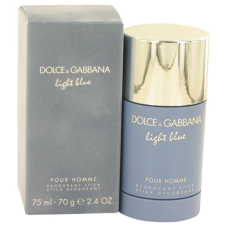 Light Blue by Dolce & Gabbana for Men Deodorant Stick 2.4 oz