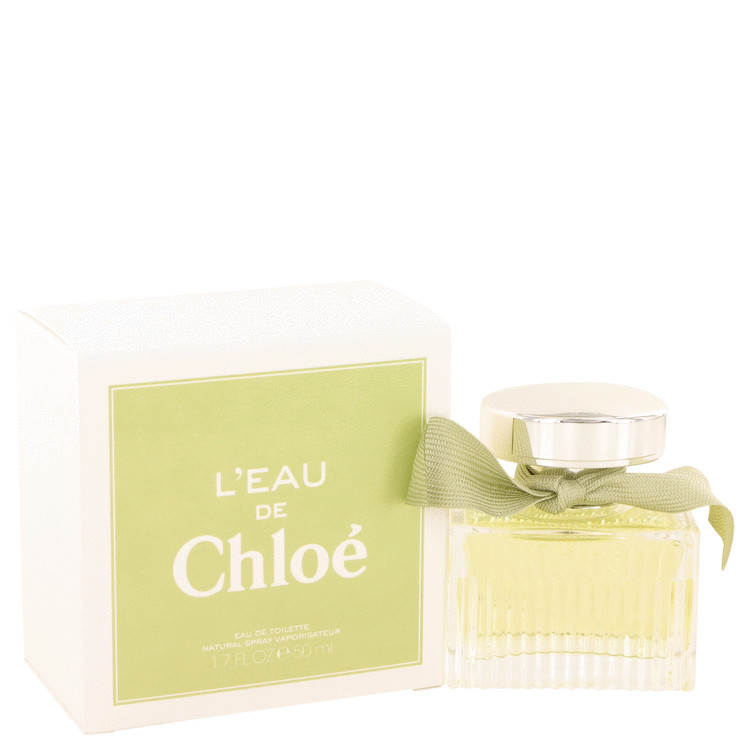 L'eau De Chloe by Chloe for Women Eau De Toilette Spray 1.7 oz