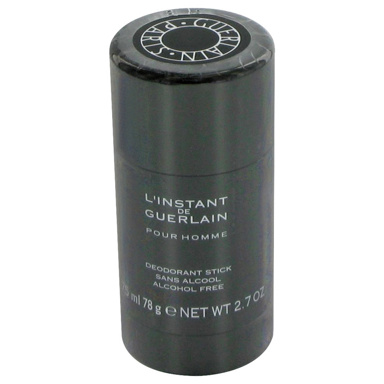 L'instant by Guerlain for Men Deodorant Stick (Alcohol Free) 2.7 oz