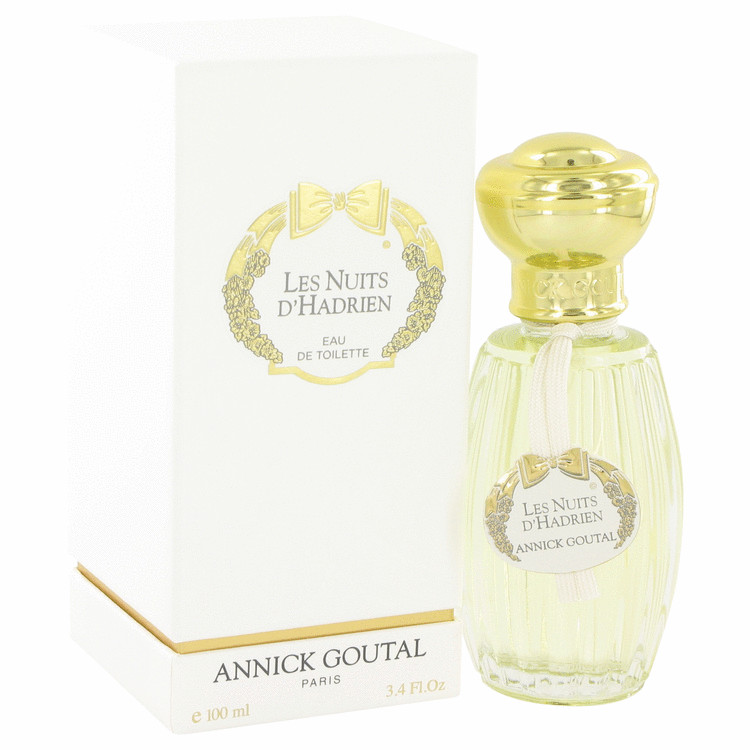 Les Nuits d'Hadrien by Annick Goutal for Women Eau De Toilette Spray 3.4 oz