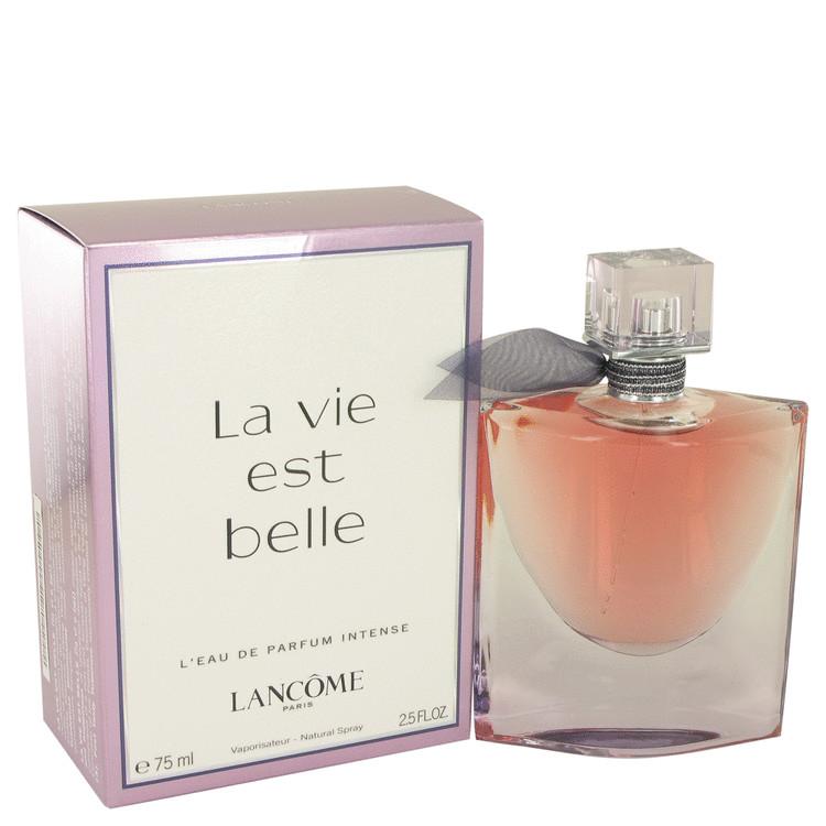 La Vie Est Belle by Lancome for Women L'eau De Parfum Intense Spray 2.5 oz