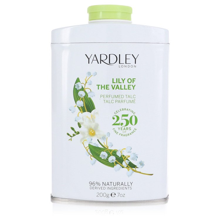 Lily of The Valley Yardley by Yardley London for Women Pefumed Talc 7 oz