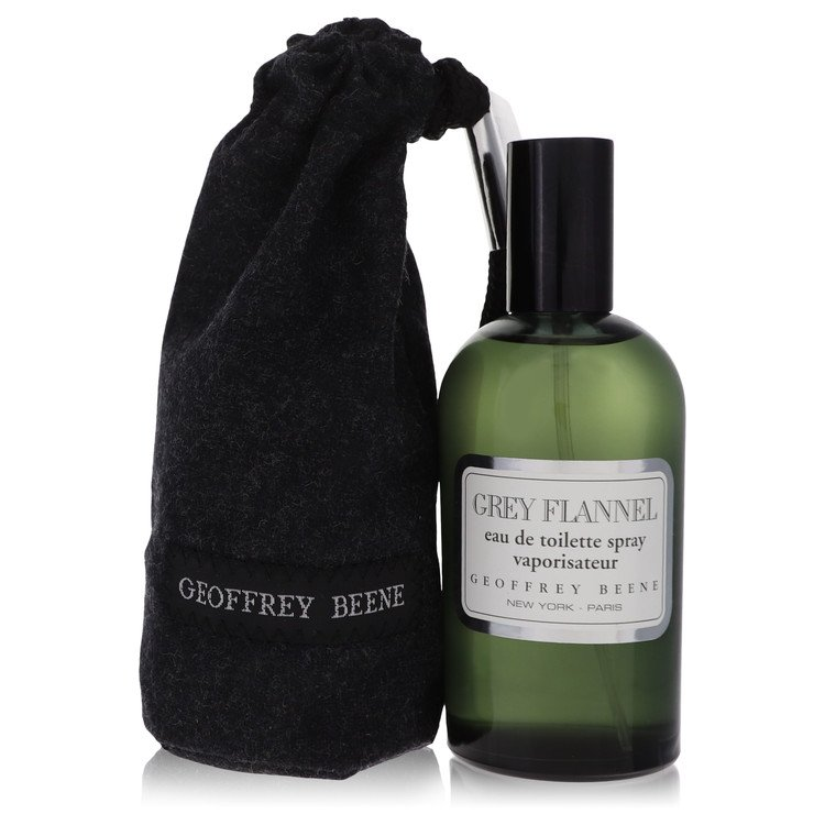 GREY FLANNEL by Geoffrey Beene for Men Eau De Toilette Spray 4 oz