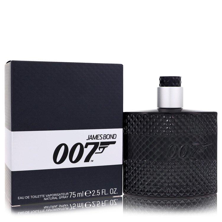 007 by James Bond for Men Eau De Toilette Spray 2.7 oz