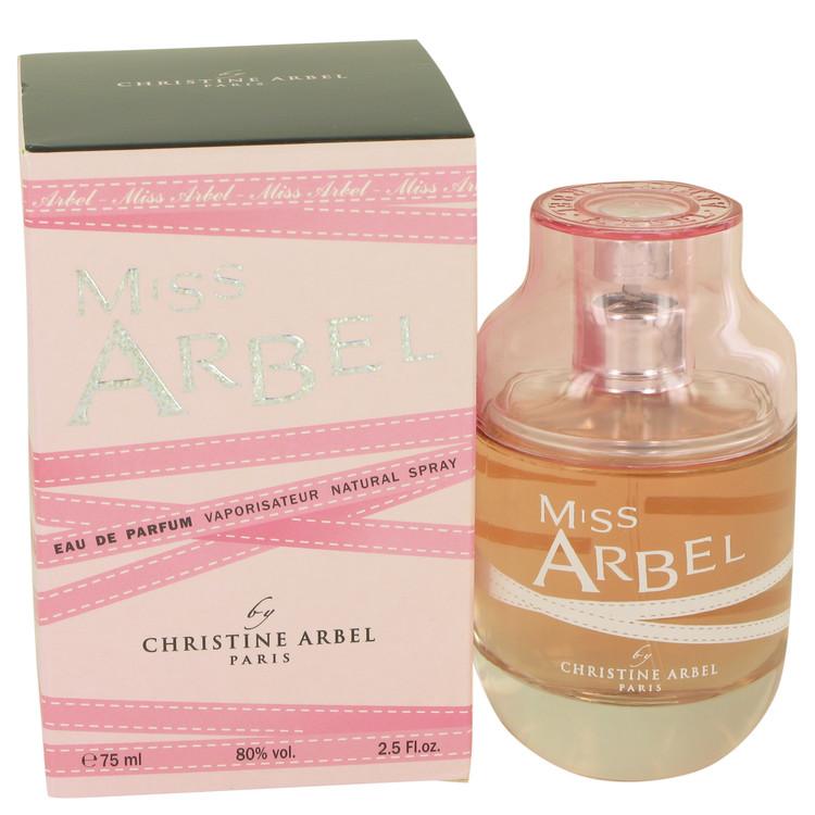 Miss Arbels by Christine Arbel for Women Eau De Parfum Spray 2.5 oz