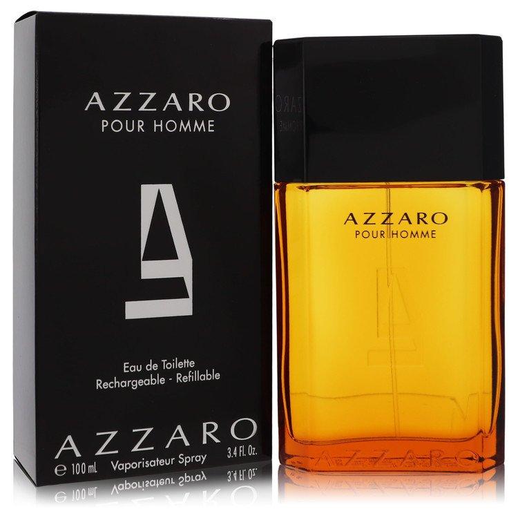 AZZARO by Azzaro for Men Eau De Toilette Spray 3.4 oz