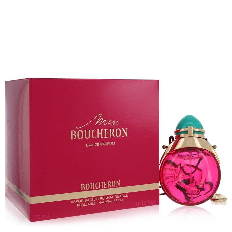 Miss Boucheron by Boucheron for Women Eau De Parfum Refillable .33 oz