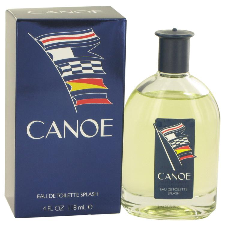 CANOE by Dana for Men Eau De Toilette / Cologne 4 oz