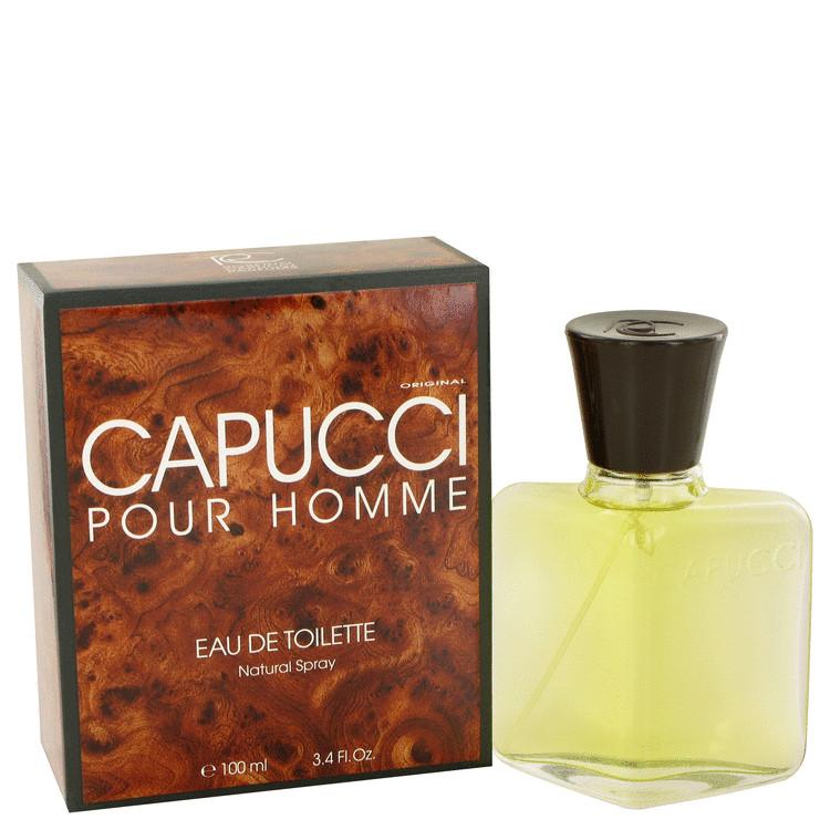 CAPUCCI by Capucci for Men Eau De Toilette Spray 3.4 oz