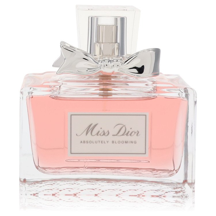 Miss Dior Absolutely Blooming by Christian Dior for Women Eau De Parfum Spray (Tester) 3.4 oz