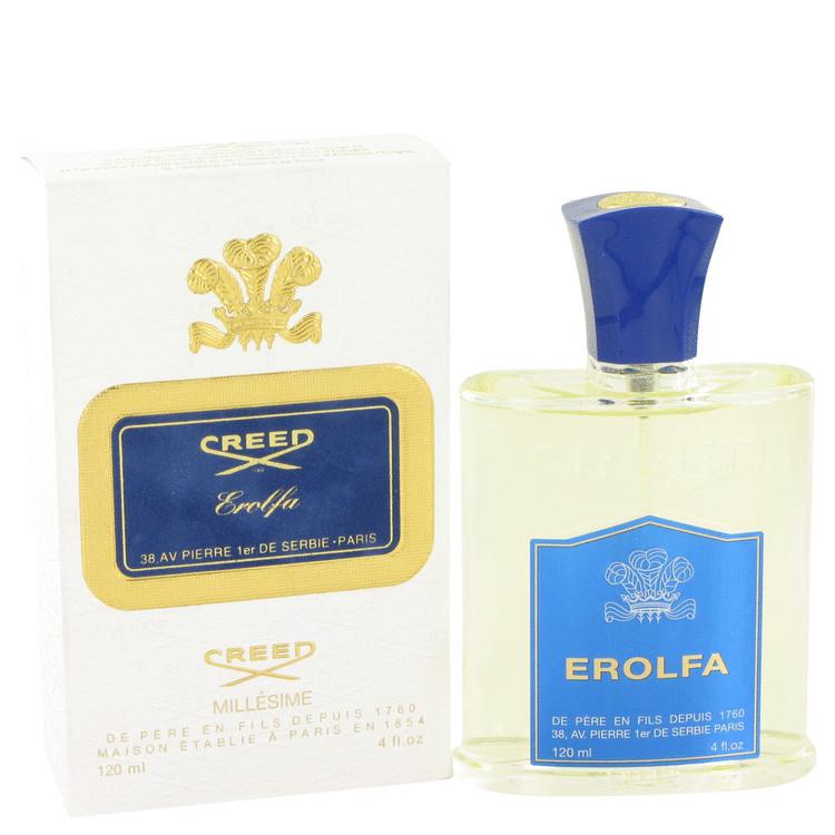 EROLFA by Creed for Men Millesime Eau De Parfum Spray 4 oz